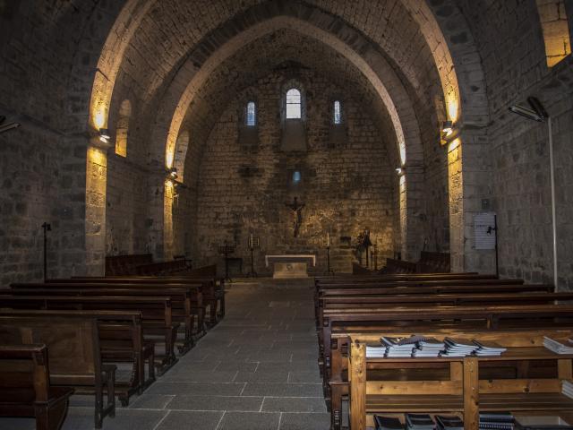 Eglise - Abbaye De Rieunette