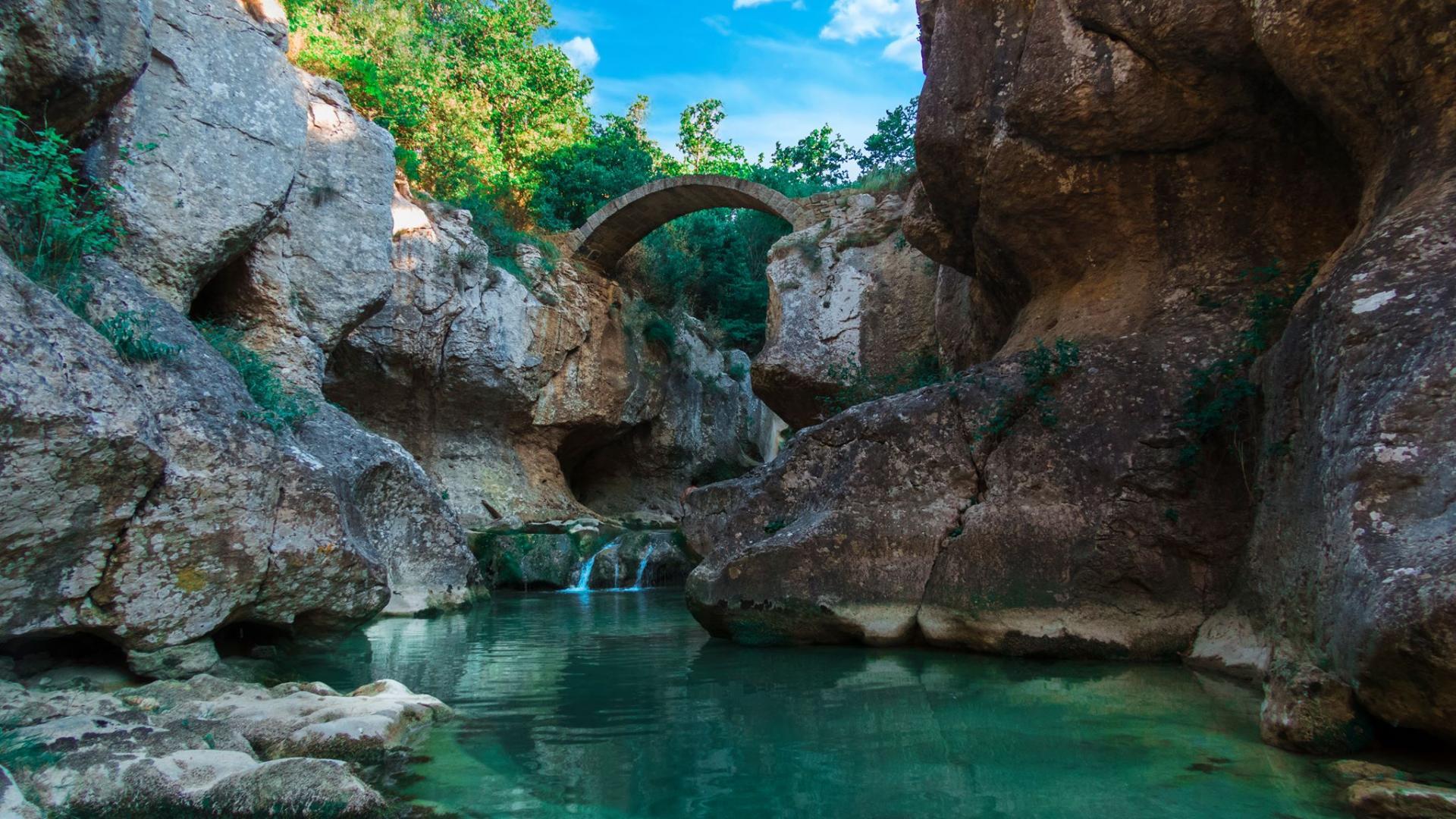 Pont Romain - Bugarach