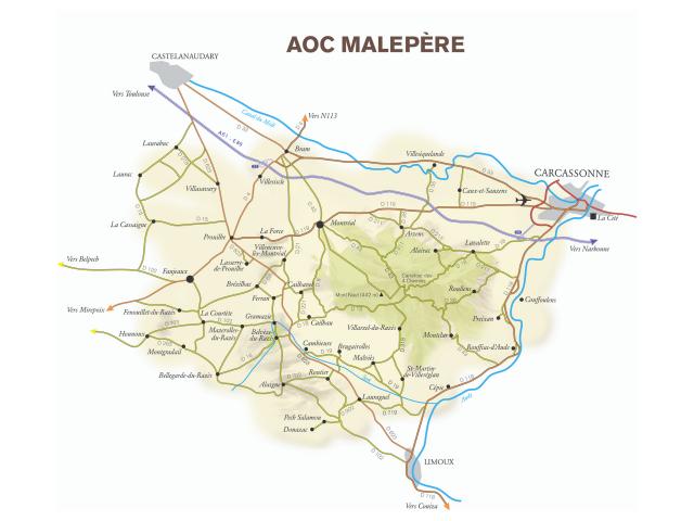 AOC Malepère