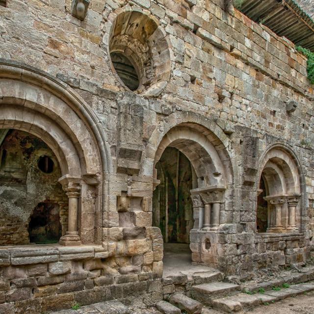 Abbaye Alet Les Bains