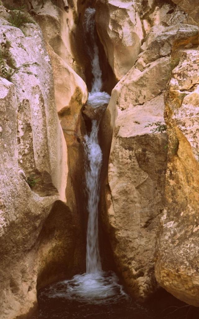 Cascade De Mathieux