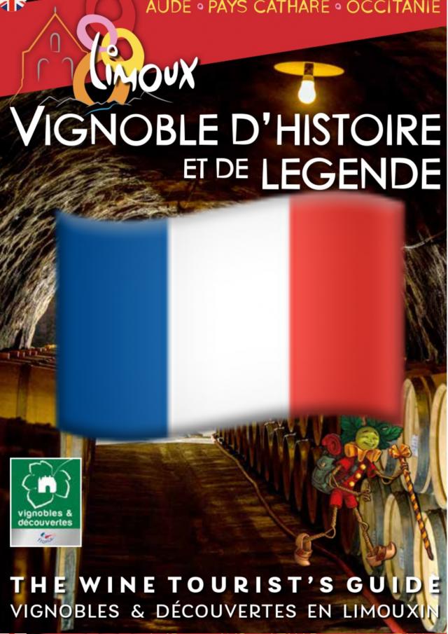 Guide vignobles & découvertes en français