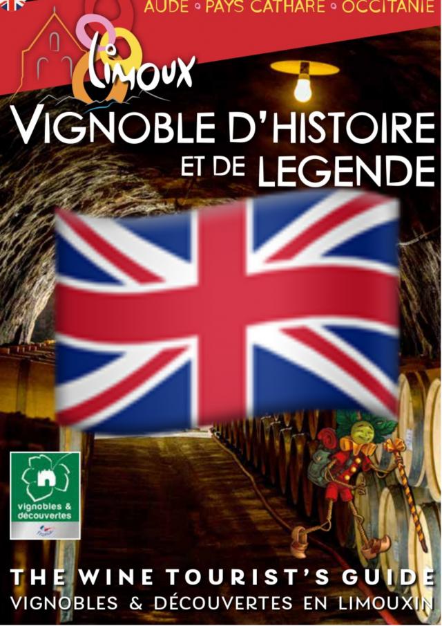 Guide Vignobles & Découvertes en anglais