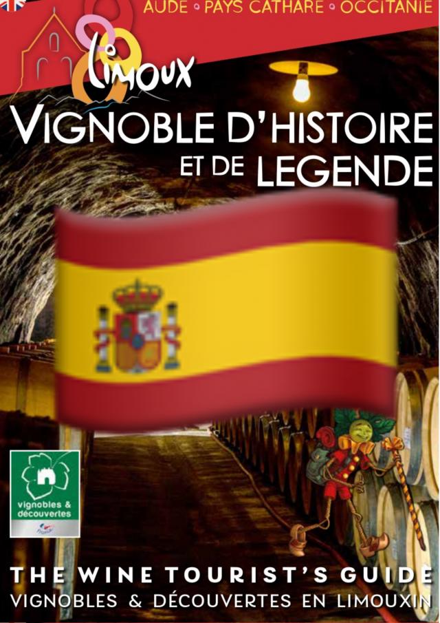 Guide Vignobles & Découvertes en espagnol