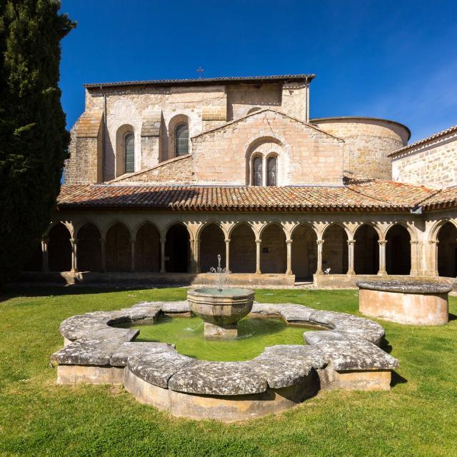 Abbaye De Saint Hilaire