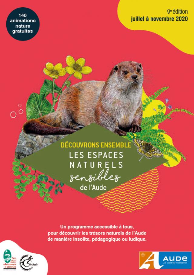 Aude Ens Programme Sorties Nature 2020