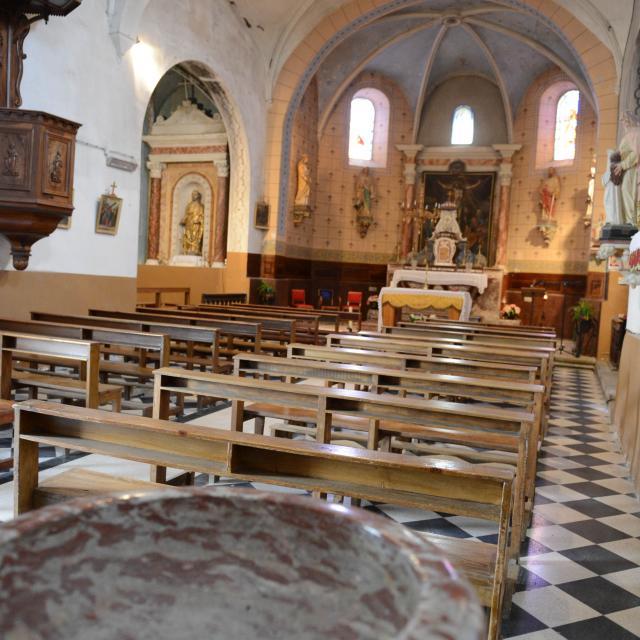 Église Ajac