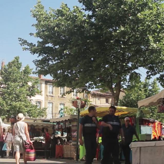 Limoux Marché