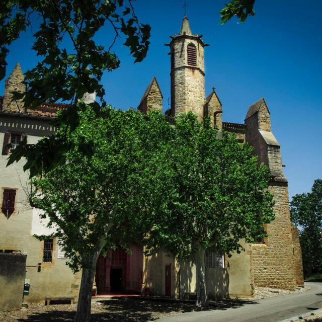 Notre Dame De Marceille Limoux 2019 ©anthony Molina