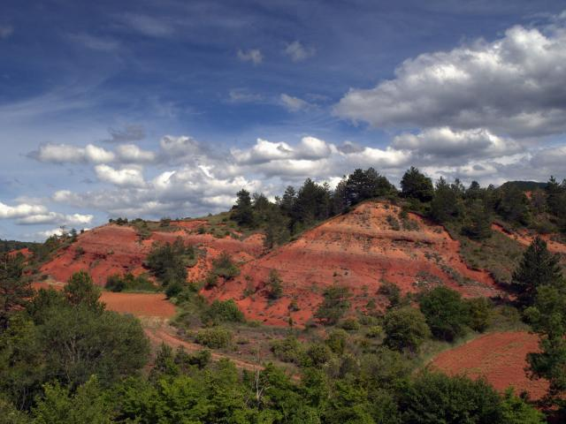 Terres Rouges Peyrolles