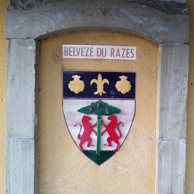Ecusson De Belvèze