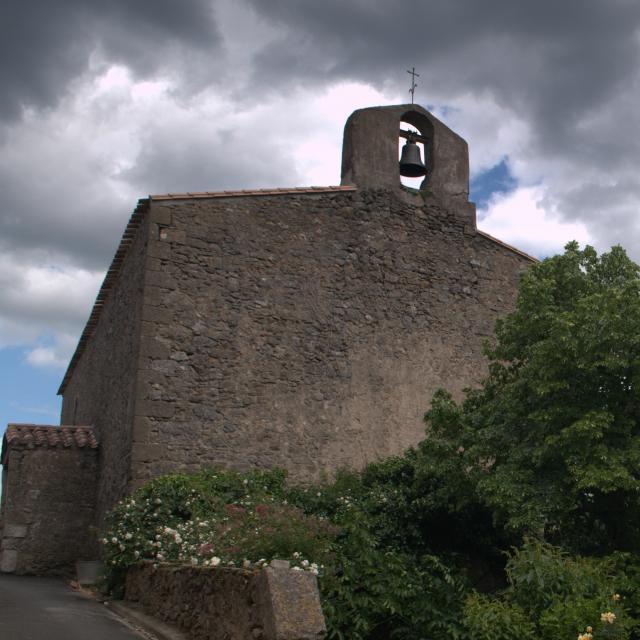 Eglise Coustaussa