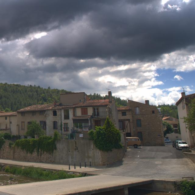Village Couiza