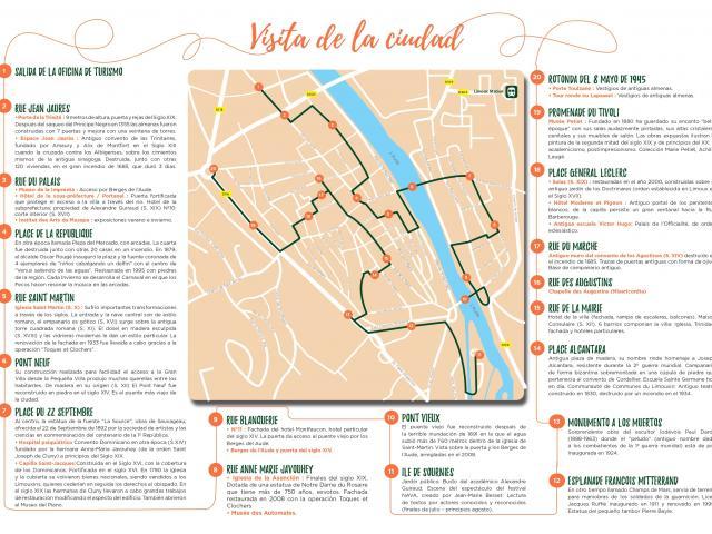 Pérégrination Limouxine Esp Plan De Ville 2021