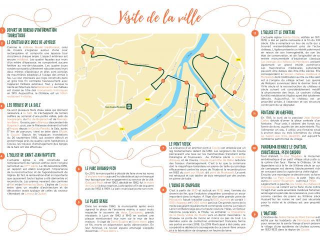 Plan De Ville Couiza Montazel Fr 2021