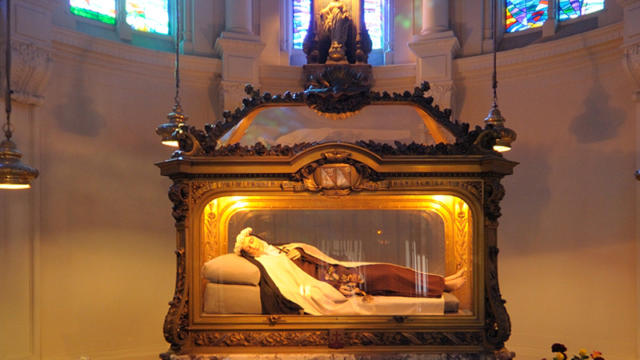 Chapelle Du Carmel Lisieux