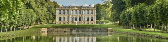 Château De Canon Miroir D'eau