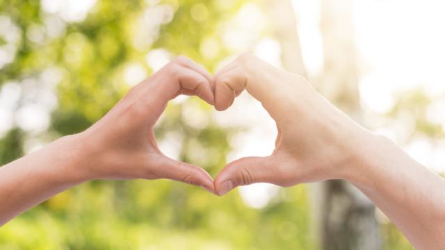 Coeur Avec Les Mains Freepik
