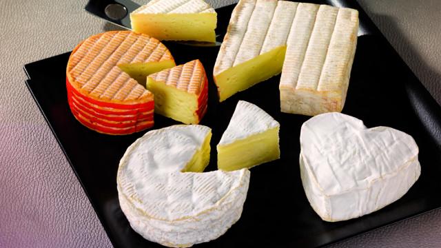 Plateau de fromages Graindorge