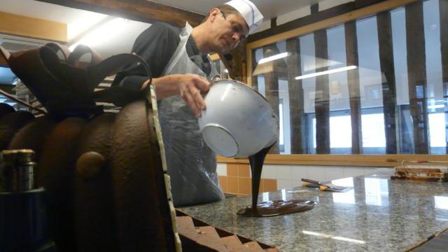 Visite Chocolaterie Mérimée Lisieux