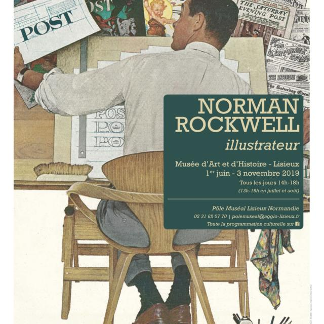 Affiche Rockwell