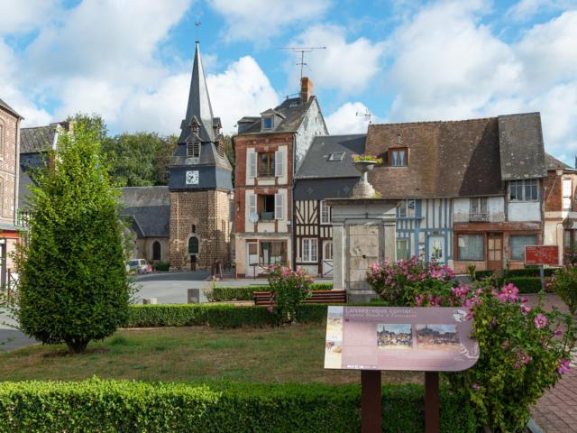 Bourg De Fervaques ©Julien Boisard