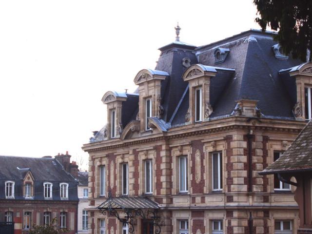Lisieux, les demeures bourgeoises