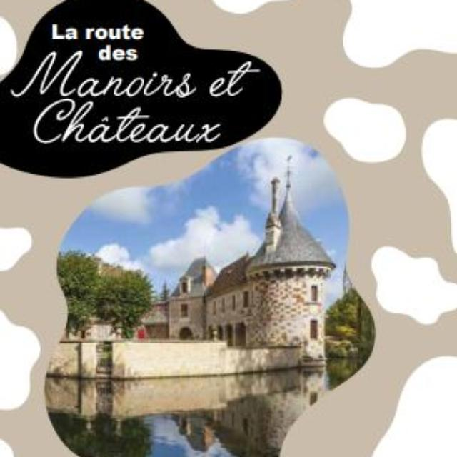 Route Des Chateaux Et Manoirs En Authentic Normandy