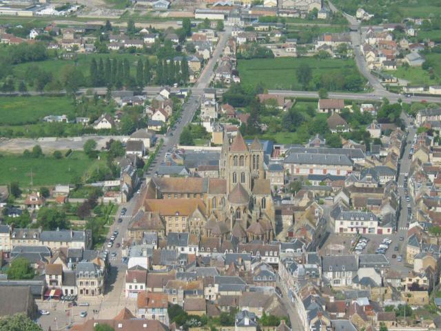 Saint Pierre Sur Dives, Au Fil Des Rues