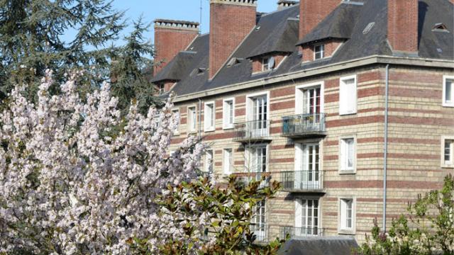 Lisieux Reconstruction Photo D. Lucas