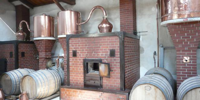 Distillerie Groult - Saint-Cyr-du-Ronceray