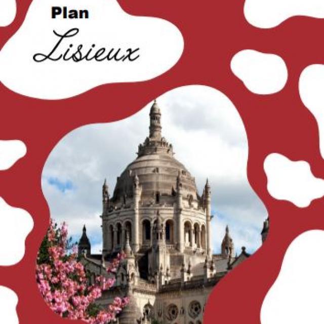 Plan De Lisieux