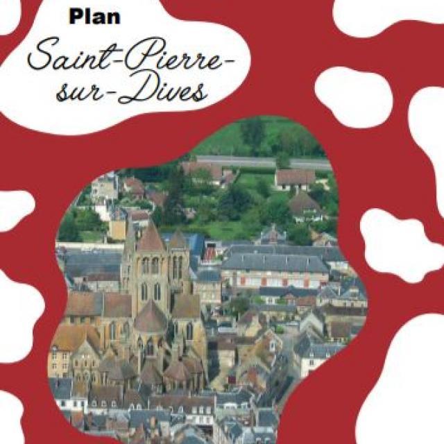 Plan De Saint Pierre Sur Dives