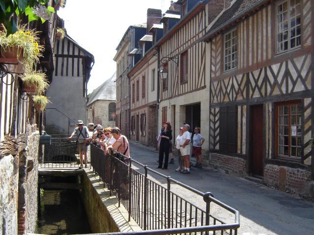 Visite Guidée Rue Des Religieuses Orbec