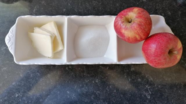 Cookies Aux Pommes Ingredients Pommes Caramélisées