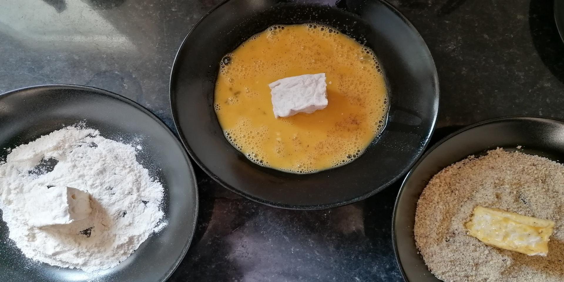 Camembert Pane La Panure