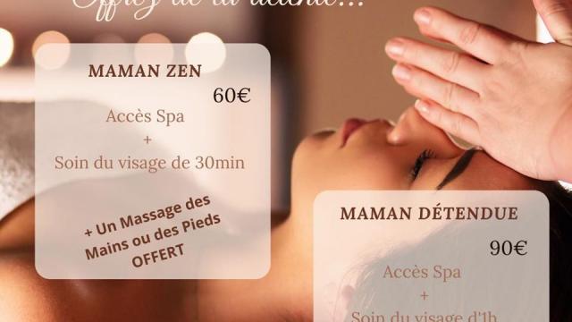 Offre Fete Des Meres Spa De Leveche Lisieux