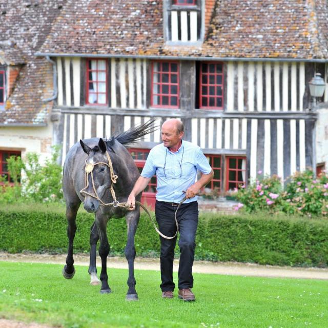 Haras De La Rousserie Stephane Maurice Calvados Attractivite