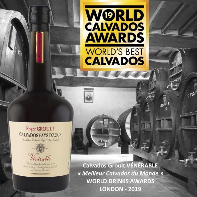 Venerable Worlds Best Calvados 2019 Jp