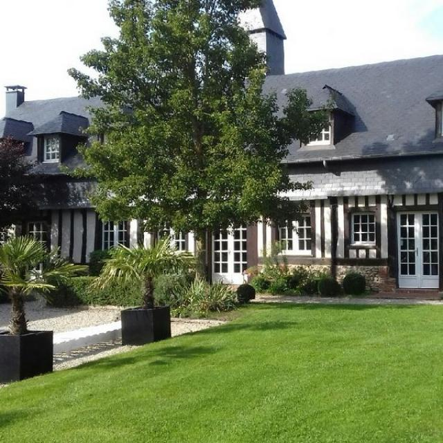 Manoir Saint Roch Maison