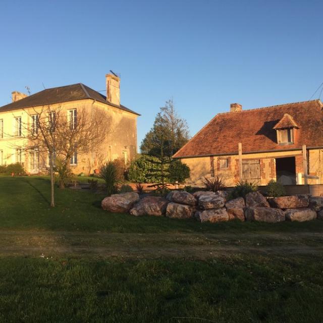 Parc Du Moulin Maison