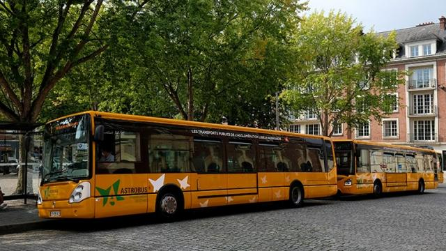 Astrobus Lisieux