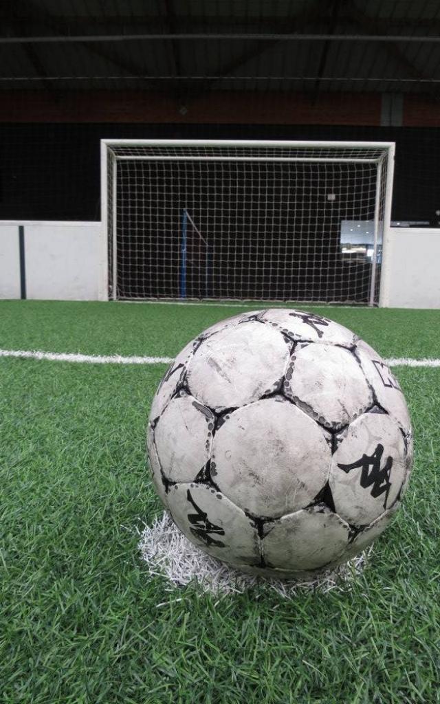 Ballon De Futsal Stadium