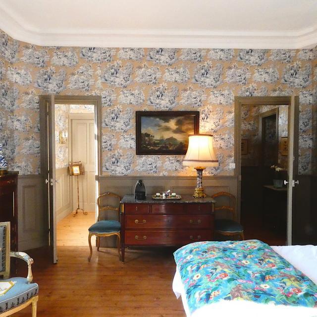 Chateau De Hieville Chambre
