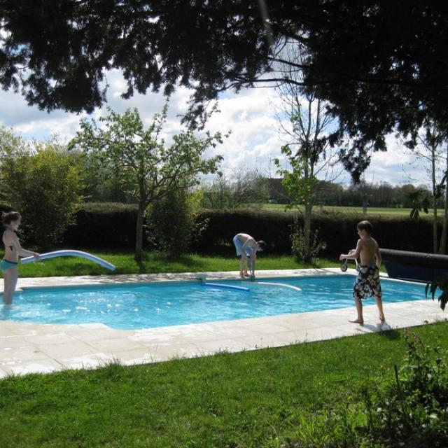Chateau Launay Piscine