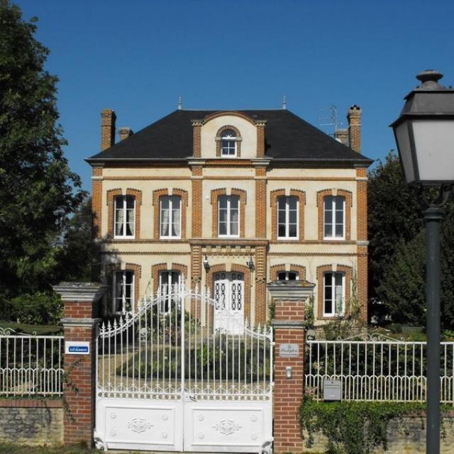 Le Presbytere Chez Sylvaine Decleves Chambre Exterieur