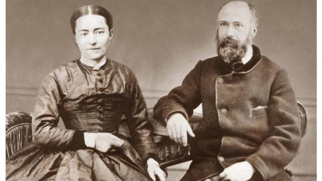 Saints Louis Et Zélie Martin Lisieux