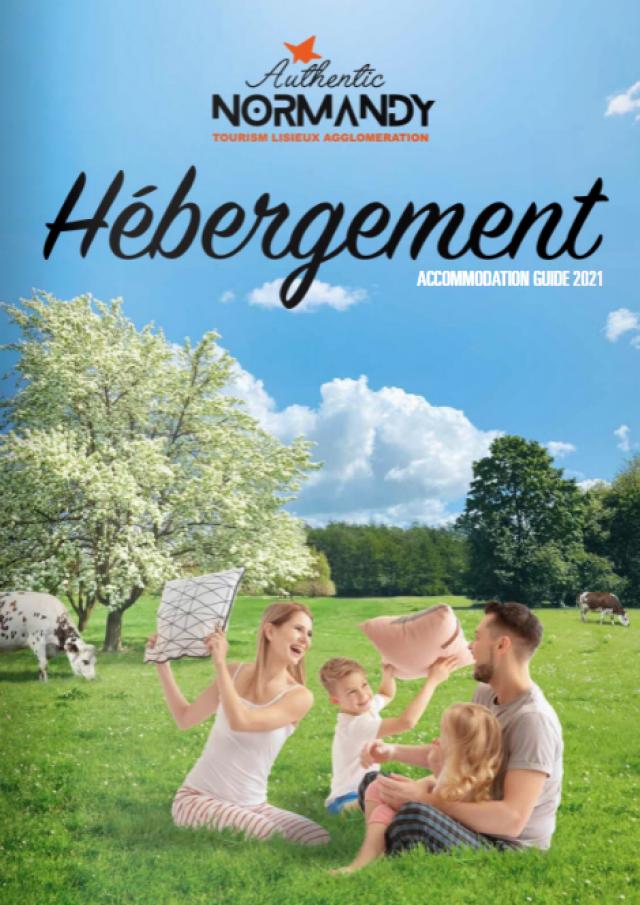 Brochure Des Hebergements 2021 Authentic Normandy