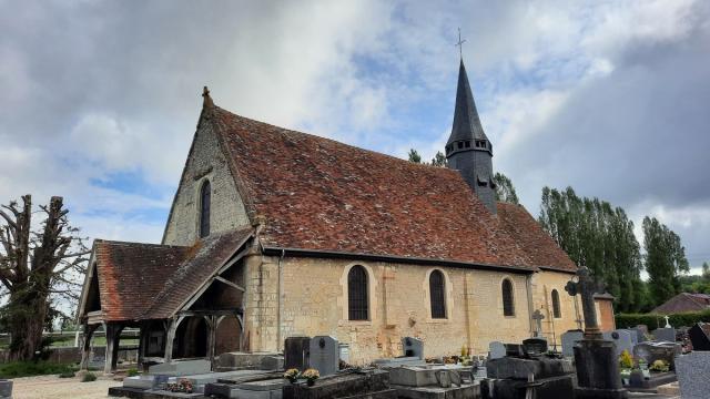 Eglise D'Ouilly Le Vicomte
