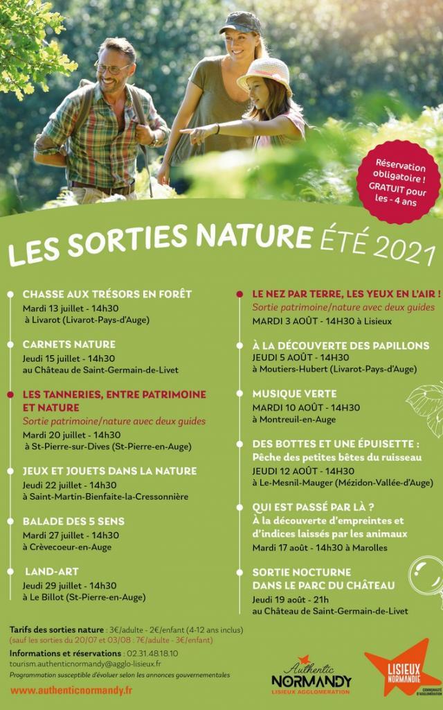 Env Affiche Sorties Nature été 2021